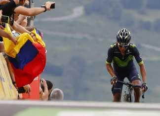 Nairo Quintana (fb) - Tour de Francia - Escarabajos Colombianos