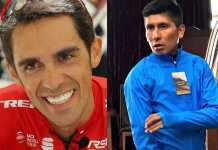 Alberto Contador Nairo Quintana Tour de Francia 2019
