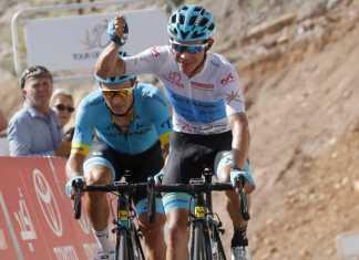 Miguel Angel Lopez Giro de Italia (Ph. Astana)