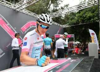 Miguel Ángel López - Giro de Italia (tw. Giro de Italia) - Escarabajos Colombianos