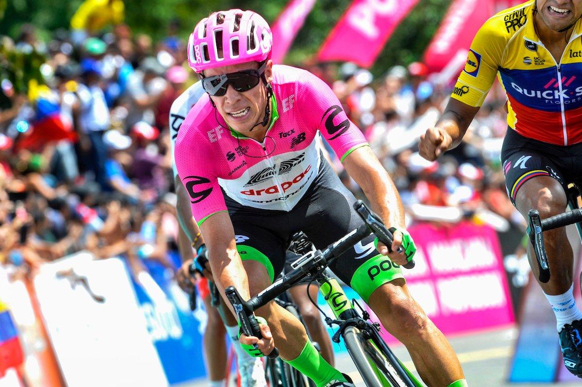 Rigoberto Urán Tour de Eslovenia (PH. EF cannondale drapac) - Escarabajos colombianos