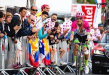 Rigoberto Urán se retira del Tour de Francia - (ph. UranRigoberto tw) - Escarabajos Colombianos