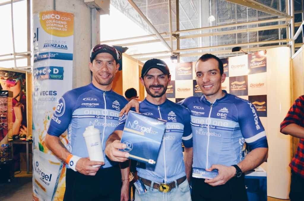 L'Etape Colombia - One O One Team Cycling by Nutrigel - Escarabajos Colombianos