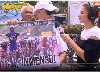 Espn transmisión Tour Colombia 2.1