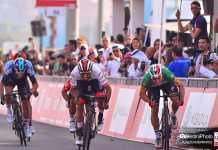 Fernando Gaviria UAE Tour - Ph2. UAE Team Emirates Bettini Photo - Escarabajos Colombianos
