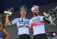 Fernando Gaviria Vuelta a San Juan - Ph. 6 UAE Team Emirates Bettini Photo - Escarabajos Colombianos