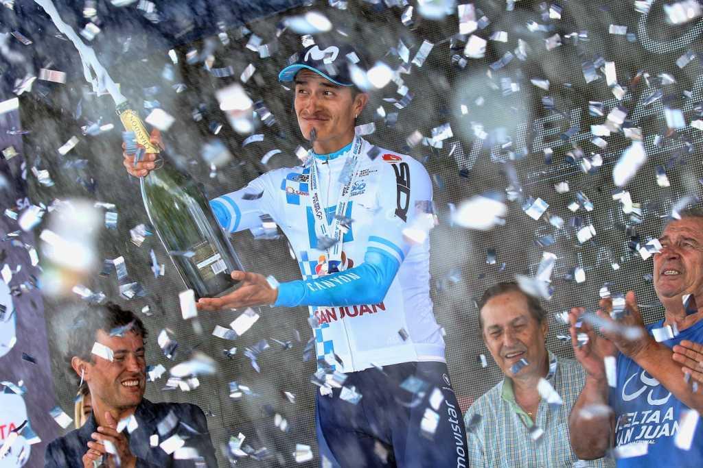 Winner Anacona - Vuelta a San Juan (ph. 3 Bettini Photo) - Escarabajos Colombianos