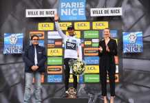 Egan Bernal Campeón Jóvenes París Niza (Ph. Getty Images - Team Sky) - Escarabajos Colombianos