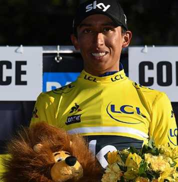 Egan Bernal Campeón París Niza (Ph. Getty Images - Team Sky) - Escarabajos Colombianos