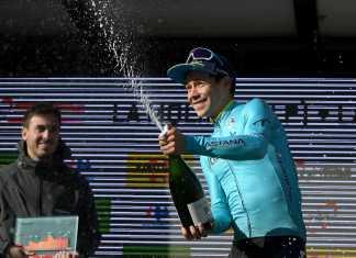Miguel Ángel López Campeón Vuelta a Cataluña - (Ph. Astana tw - Getty Sport) - Escarabajos Colombianos