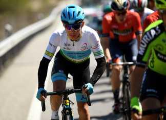 Miguel Ángel López Vuelta a Cataluña Etapa 6 - (Ph. Astana tw - Getty Sport) - Escarabajos Colombianos