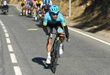 Miguel Ángel López Vuelta a Cataluña Etapa reina - (Ph 2. Astana tw - Getty Sport) - Escarabajos Colombianos