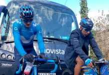 Nairo Quintana - Winner Anacona París Niza (Ph. Movistar Team Bettini Photo) - Escarabajos Colombianos