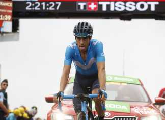Mikel Landa - Ph.BettiniPhoto-Movistar Team - Escarabajos Colombianos