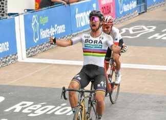 Peter Sagan gana la Paris Roubaix 2018 - Ph. Paris Roubaix web - Escarabajos Colombianos