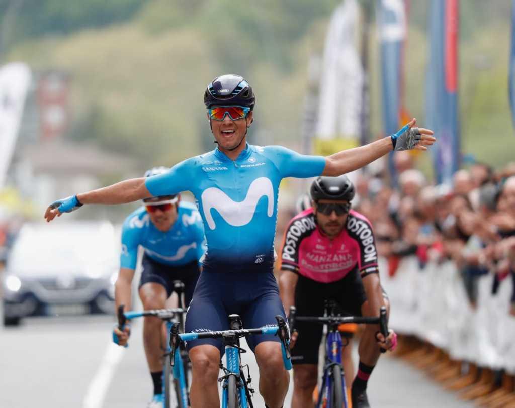 Carlos Betancur - Amorebieta Klassic - ph. Movista Team PhotGomezSport. Escarabajos Colombianos