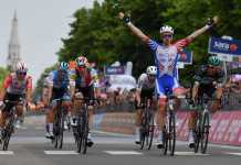 Arnaud Demare - Etapa 10 Giro de Italia (Ph. Giro d'Italia) - Escarabajos Colombianos
