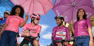 Fernando Gaviria - Etapa 5 Giro de Italia sprint (Ph. Giro d'Italia tw) - Escarabajos Colombianos