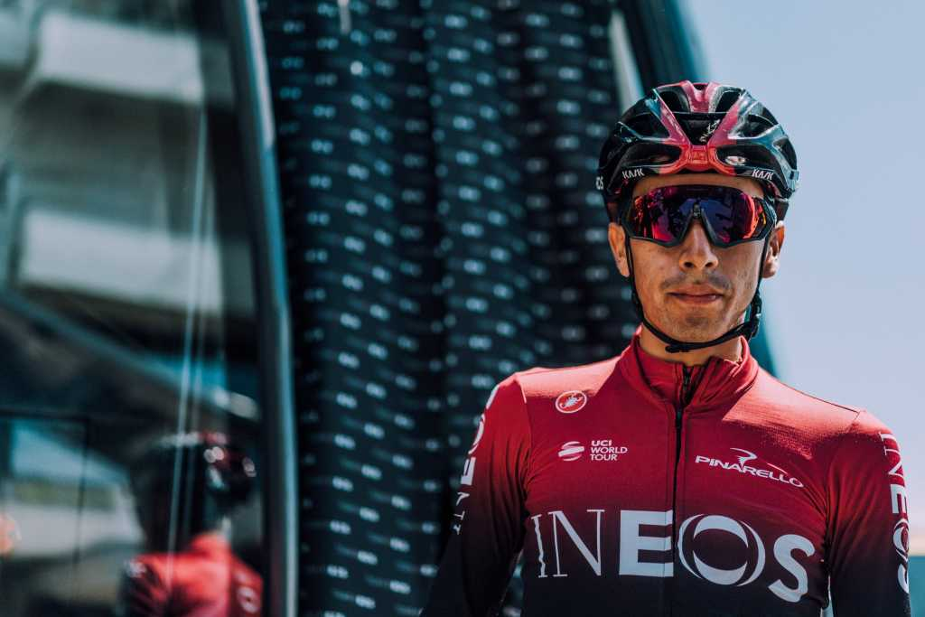 Iván Ramiro Sosa etapa 3 Vuelta a Burgos 2019