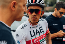Juan Sebastián Molano - Giro de Italia - Ph. UAE Team Emirates - Escarabajos Colombianos