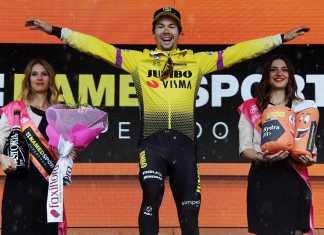 Primoz Roglic - Giro de Italia et. 9 - Ph. Giro de Italia - Escarabajos Colombianos