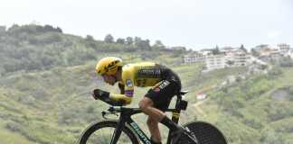 Primoz Roglic - Giro de Italia et. 9- Ph. Giro de Italia - Escarabajos Colombianos