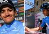 Richard Carapaz - Mikel Landa - Ph. Richard Carapaz, Mikel Landa Ph. Giro D'Italia- Escarabajos Colombianos