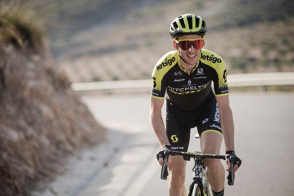 Simon Yates - Giro de Italia - Ph. Giro de Italia - Escarabajos Colombianos