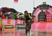 Simon Yates - Giro de Italia etapa 9 - Ph. Giro de Italia - Escarabajos Colombianos