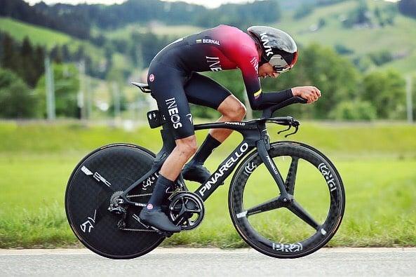 Egan Bernal - Contrarreloj etapa 1 Tour de Suiza - Escarabajos Colombianos