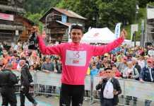 Camilo Andrés Ardila - Campeón Giro de Italia SUB 23 - PH. Giro de Italia sub 23 tw - Escarabajos Colombianos