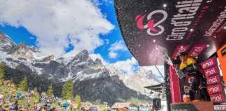 Esteban Chaves Giro de Italia etapa 19 (Ph3. Giro D'Italia) - Escarabajos Colombianos