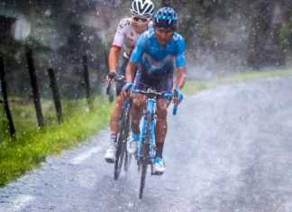 Nairo Quintana - Criterium de Dauphiné etapa reina - Ph. Movistar Team - Escarabajos Colombianos