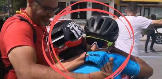 Abrazo Ardila y Alba - Escarabajos Colombianos