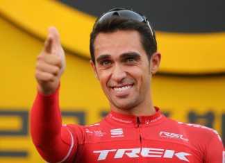 Alberto Contador Nairo Quintana