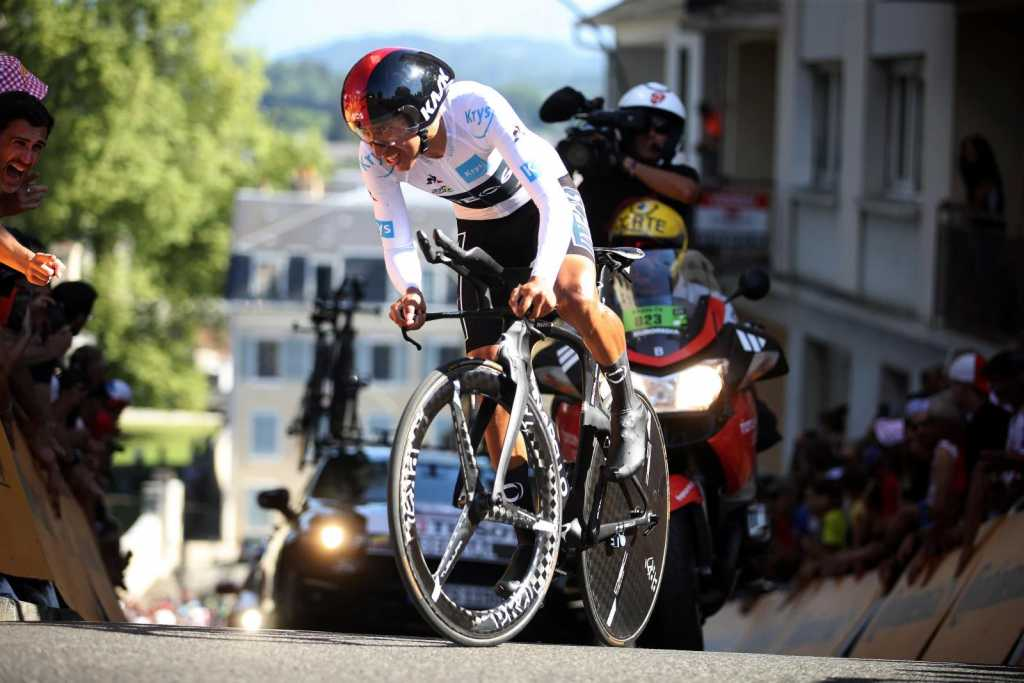 Egan Bernal etapa 13 Tour de Francia