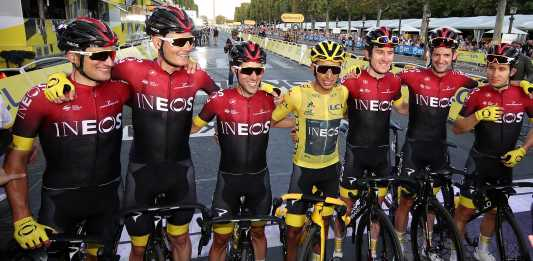 Récord Egan Bernal Tour