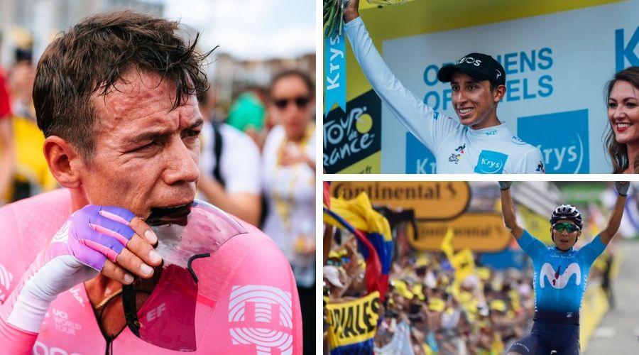 Egan Rigoberto Nairo Tour de France