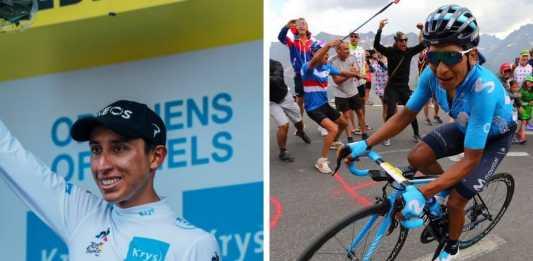 Egan Bernal Nairo Quintana Tour de Francia 2019