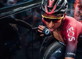 Egan Bernal - Tour de Francia 2019 Etapa 1 (Ph. Team Ineos tw) - Escarabajos Colombianos