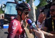 Egan Bernalcalsificaciones colombianos etapa 11 Tour de Francia