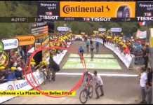 Julian Alaphilippe final etapa 6 Tour