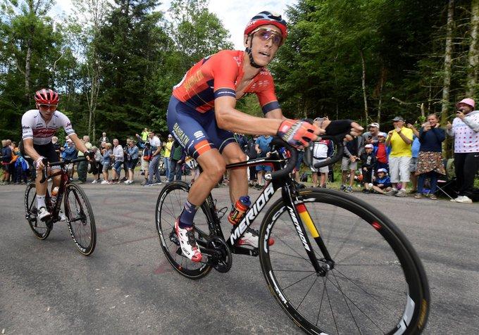 Dylan Teuns ganador etapa 6 del Tour
