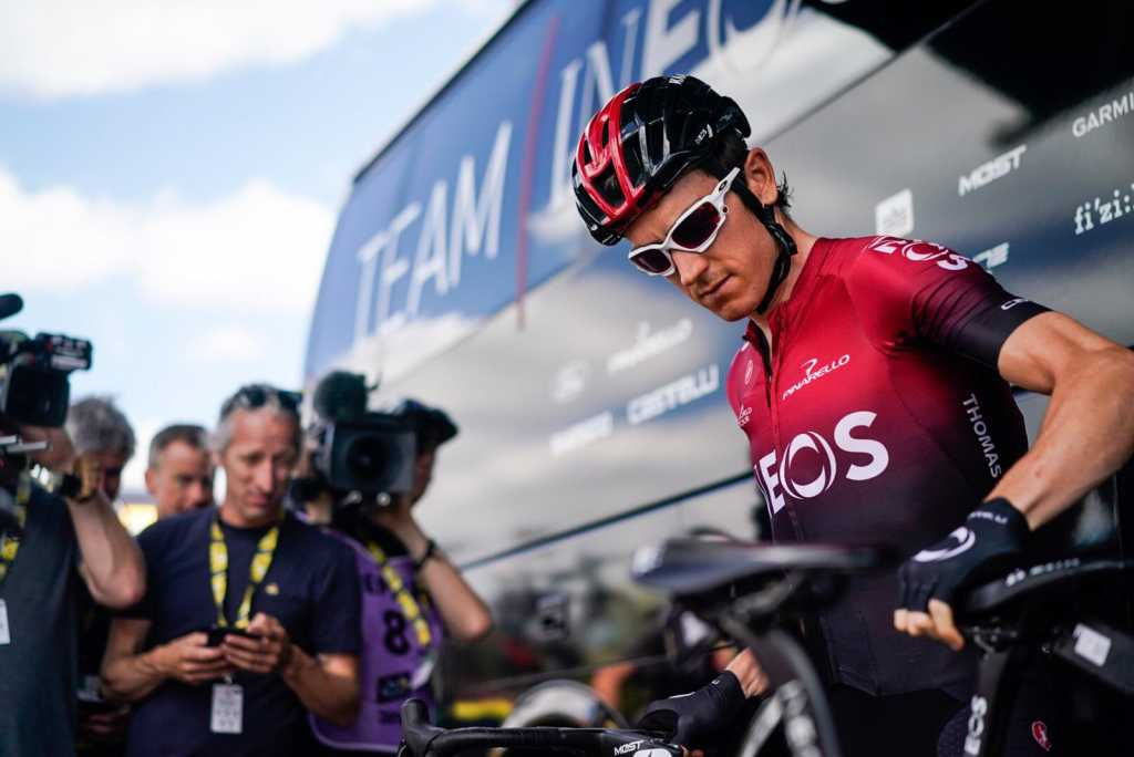 Geraint Thomas Tour de Francia 2019