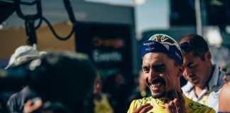 Julian Alaphilippe - Deceuninck Quic Step - Tour de Francia etapa 4 - Ph. A.S.O. Thomas Maheux - Le Tour de France fb - Escarabajos Colombianos