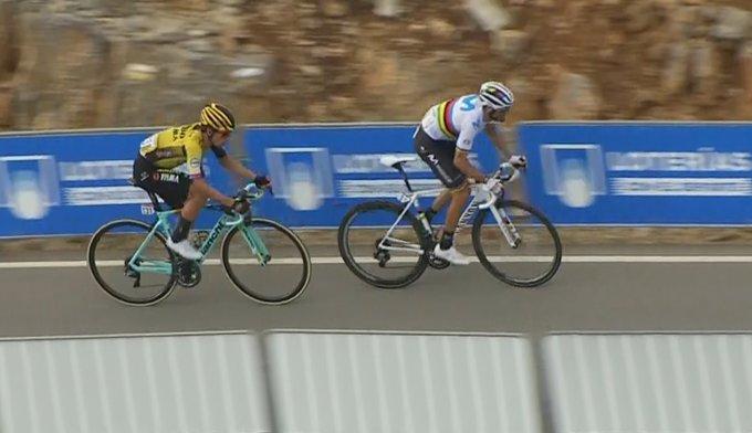 Movistar Team etapa 5 Vuelta a España 2019