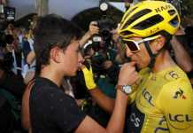 Hermano menor de Egan Bernal