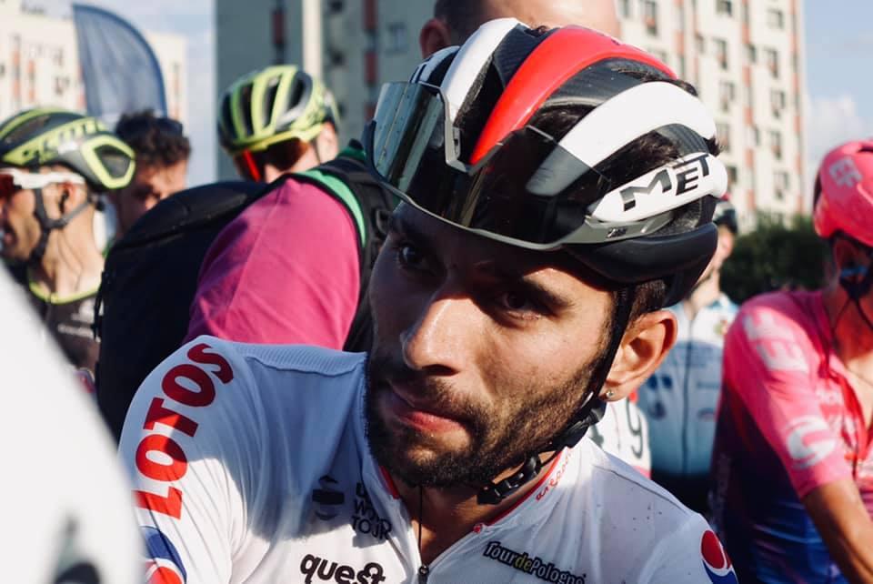 Declaraciones de Fernando Gaviria, ganador de la etapa 2 de la Vuelta Burgos 2020