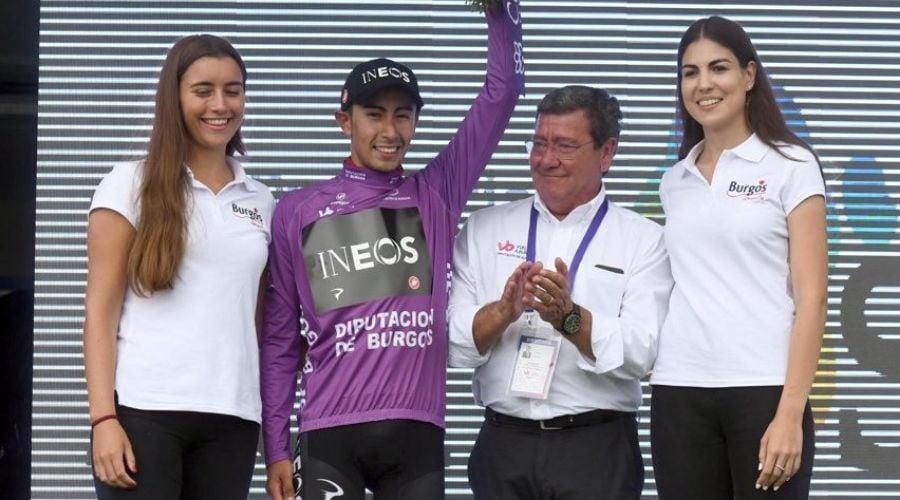 Iván Ramiro Sosa Campeón Vuelta a Burgos 2019