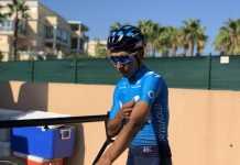 Nairo Quintana líder único Movistar Team La Vuelta a España 2019